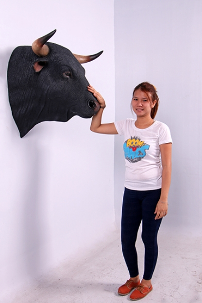 Unique Spanish Fighting Bull Head - Wall Decor (not in AUS) ( 150370  VY57